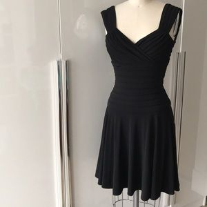Great for dancing sexy black dress